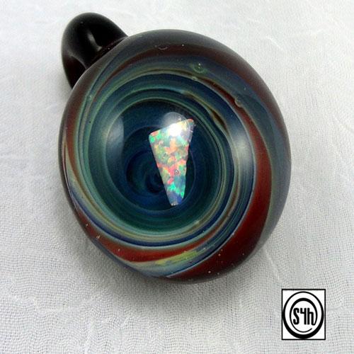 Opal tube encasement